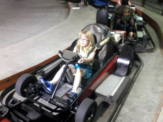 The Track : kids go cart
