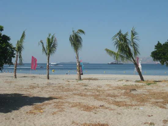 Subic Halfmoon Beach Resort Area