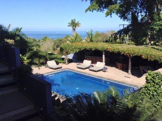 Hacienda de la Costa: Our view the next morning