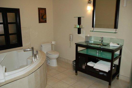 Sterling Inn & Spa: Bathroom