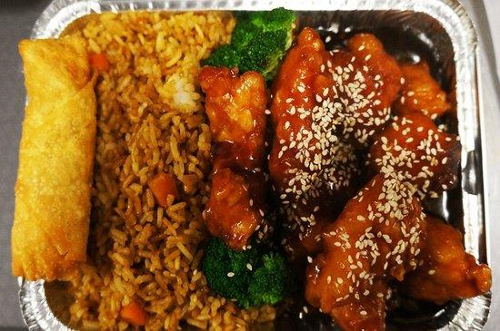 Lin's Kitchen: Sesame Chicken