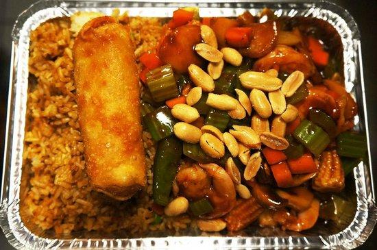 Lin's Kitchen: Shrimp w. Cashew Nuts