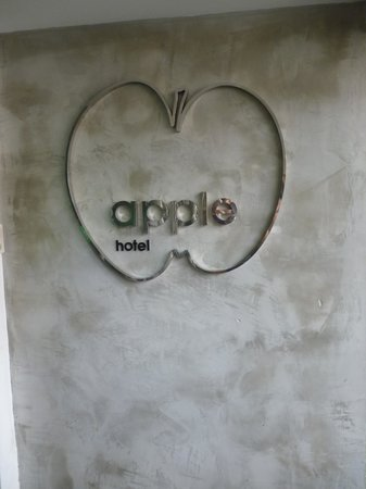 Apple Hotel : Lobby Area