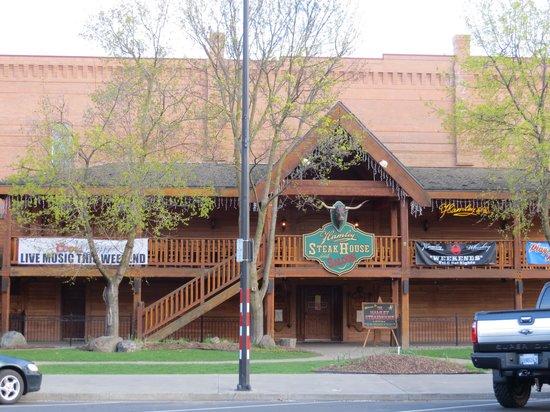 Hamley Steakhouse & Saloon: Street View