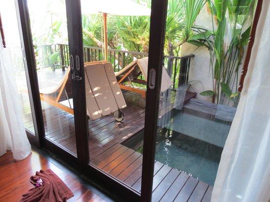 Sareeraya Villas & Suites: Private pool in villa
