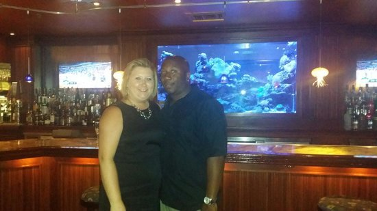 MoonFish: Our 1st Anniversary dinner. ..