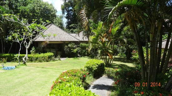 Villa Menari Bali : Separate villa
