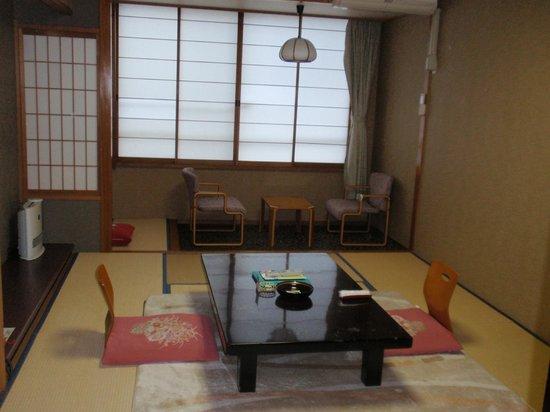 Tsuetate Onsen Hizenya: Room