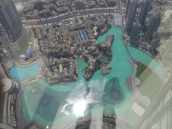 Burj Khalifa: An Outstanding View..