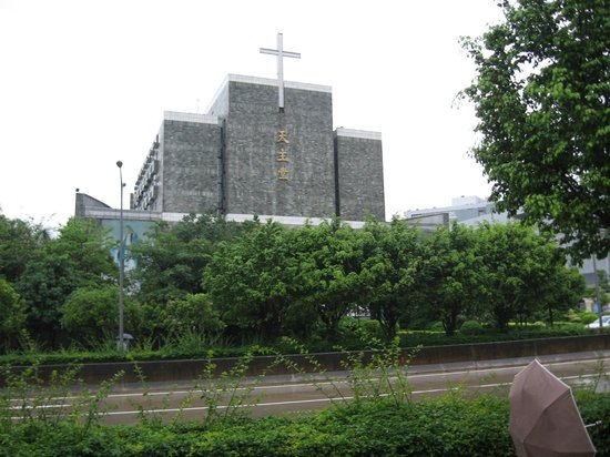 St.Anthony's Catholic Church of Shenzhen