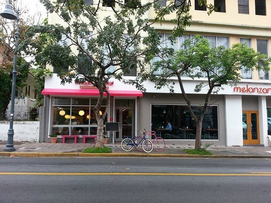 Miramar: Yogurt shop and restaurant are just a couple of the newer additions to the neighborhood.