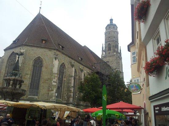 Kirchturm Daniel
