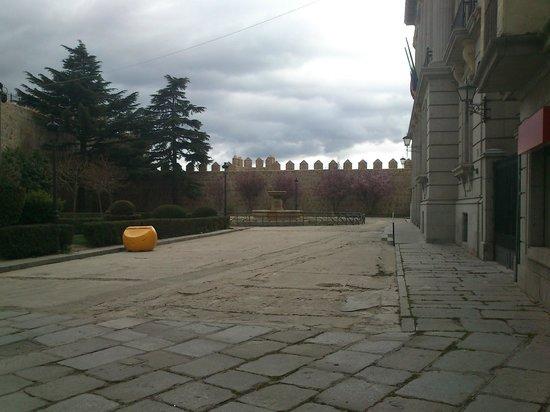 Las Murallas de Ávila: Murallas de Ávila