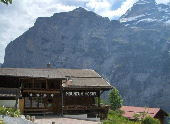 Photo of Mountain Hostel Gimmelwald