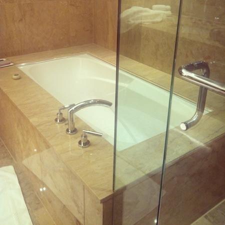 SoHo Metropolitan: bath