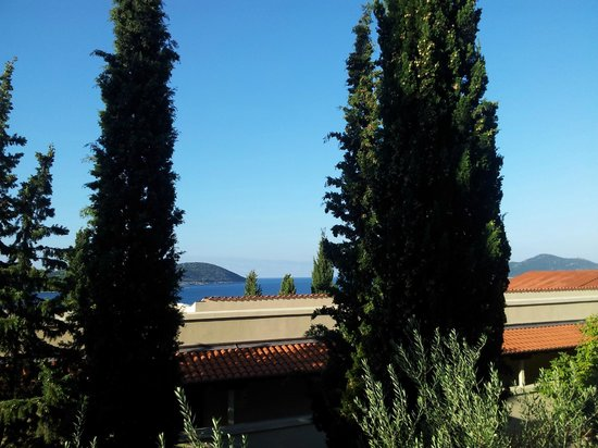 Sun Gardens Dubrovnik: Room View