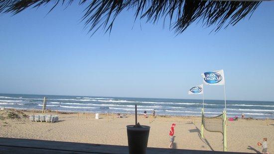 Wanna Beach Bar Grill View