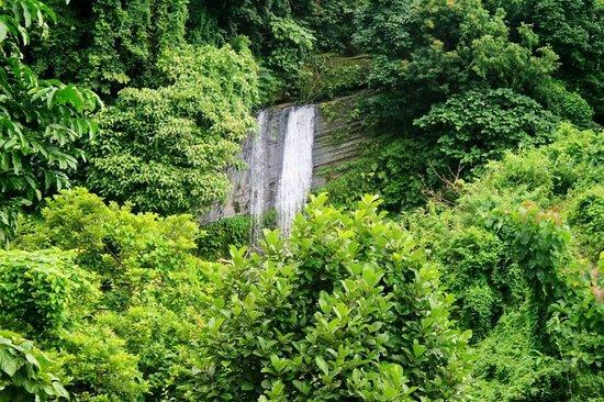 Dhaka Division, Bangladesh: Richang Water fall