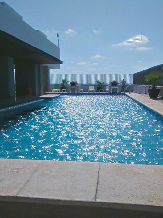 Hotel El Conquistador: Rooftop pool