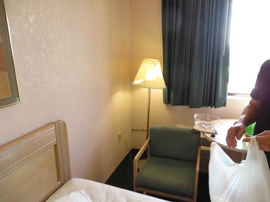 Continental Plaza Hotel: quarto