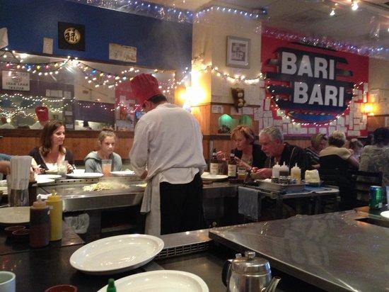Bari Anese Steak House Mom And Pop Teppan Place