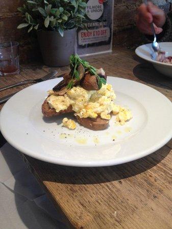 Filmore & Union: Breakfast