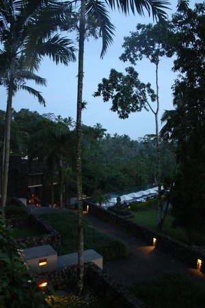 Alila Ubud : view from room 204