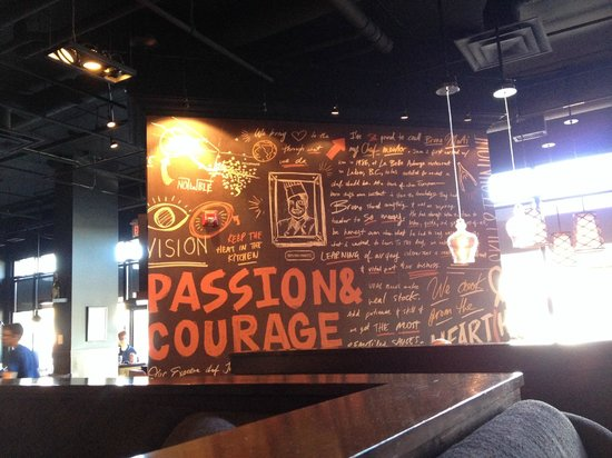 NOtaBLE - The Restaurant: Great decore
