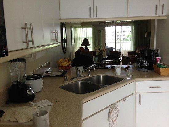 Paniolo Greens Resort: Cuisine