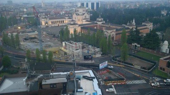 AC Hotel Milano: Вид из номера