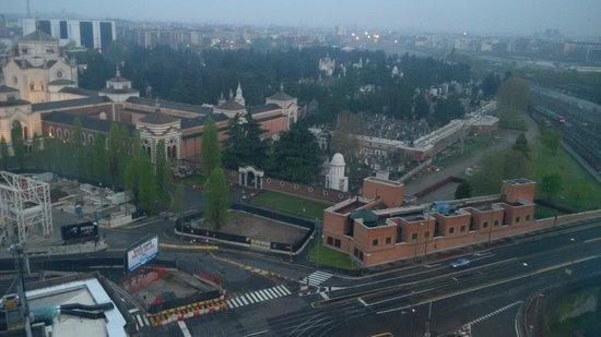 AC Hotel Milano: Вид из окошка