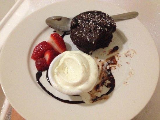Mantra on Kent: Room Service Dessert