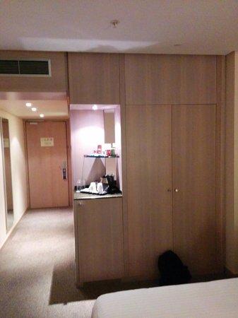 Hotel Meliá Valencia: Habitación
