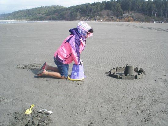 Hi-Tide Ocean Beach Resort: beach