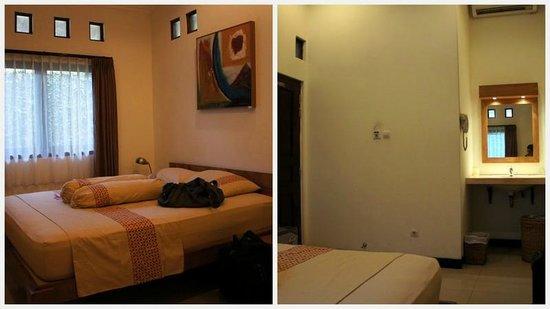 Rumah Mertua Boutique Hotel & Garden Restaurant & Spa: Standard double room