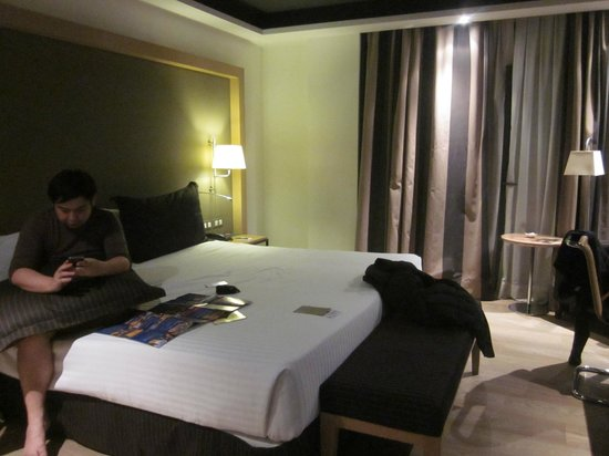 Hotel Jazz: Bed