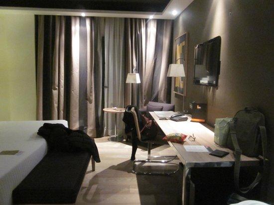 Hotel Jazz: Room