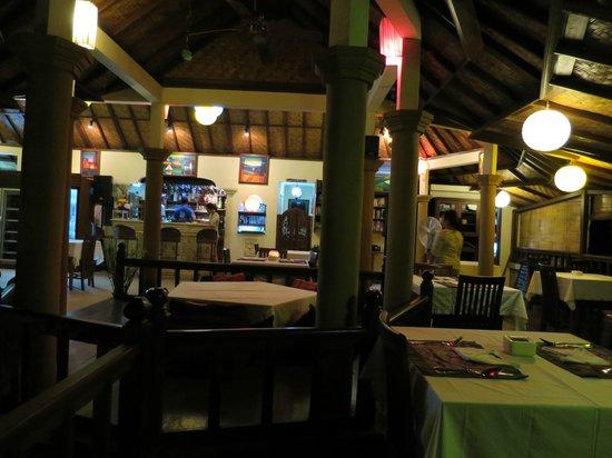Komang John's Cafe: Restaurant