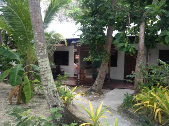 Matamanoa Island Resort : Standard rooms