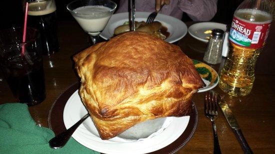 Nine Fine Irishmen: Chicken Pot Pie