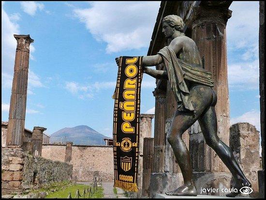 Temple of Apollo: Apolo y Peñarol un solo corazón.