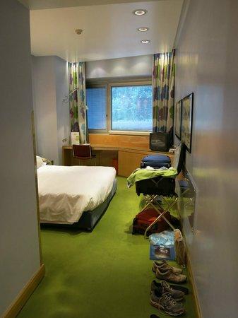 Hotel Albani Roma: Room 119