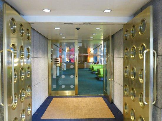 Hotel Albani Roma: Entrance to lobby