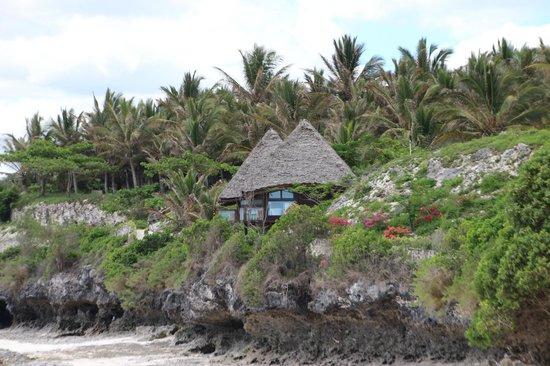 Melia Zanzibar: villas