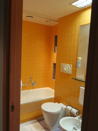Hotel Albani Roma: Bathroom