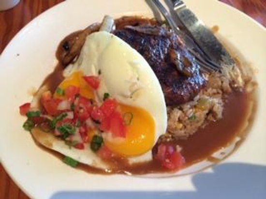 """The Pineapple Room by Alan Wong: The terrible cardboard """"LOCO MOCO"""""""