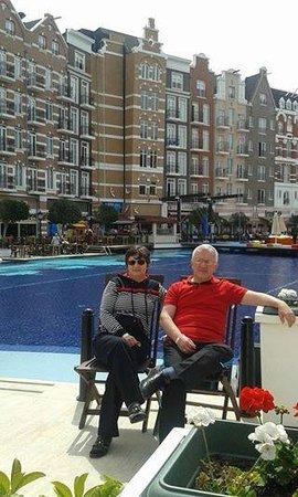 Orange County Resort Hotel Kemer : Havuz önü
