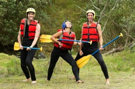 Hotel Les Brases: Rafting en sort