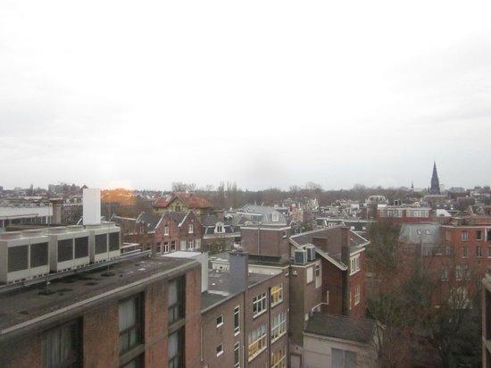 Amsterdam Marriott Hotel : View
