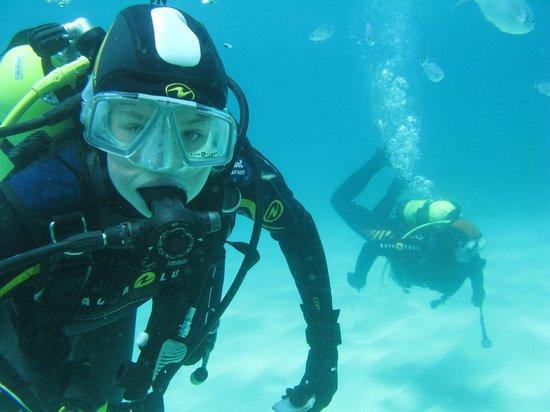 Ondine Escape - One Day Activities : Children dive courses